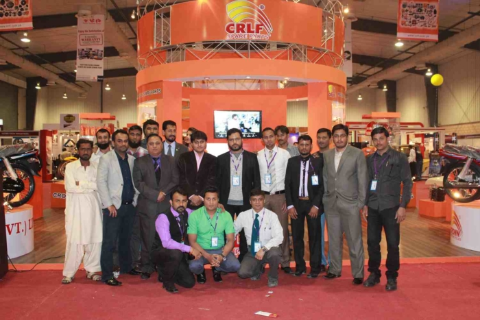 Crown Group PAAPAM: Pakistan Auto Show Exhibition 2015