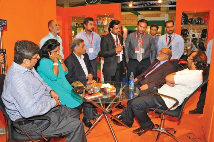 Crown Group My Karachi Exhibition 2013