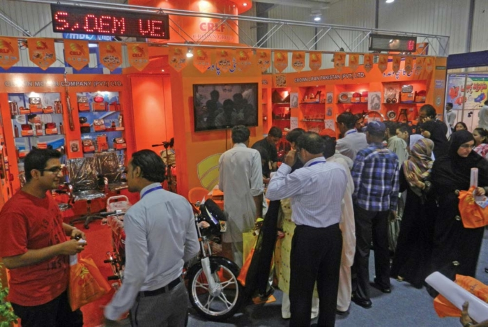 Crown Group Expo Pakistan 2013