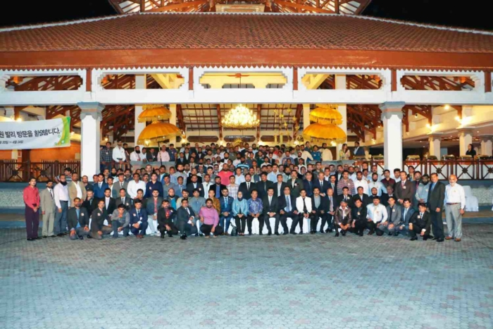 Crown Group Bali Tour 2016